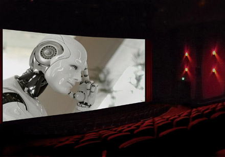 DMX Super Cinema™, Movie Entertainment Like You've Never Seen Before